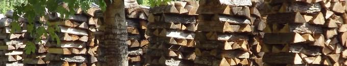 Charlotte Firewood Stacks / Mark's Firewood